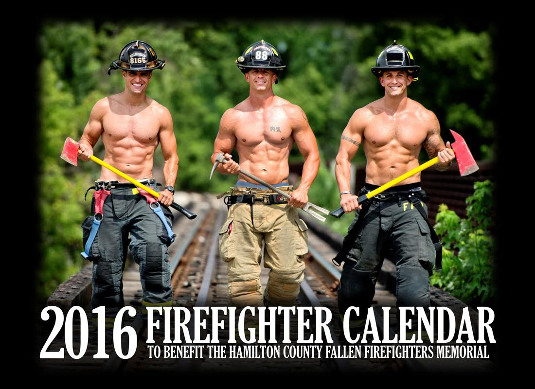 The 2016 firefighters calendar have sold out, but donations for the ...